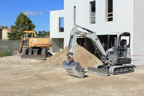 Découvrez nos travaux de terrassement à Rouen